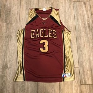 Russell Athletic Boston College Eagles Jersey